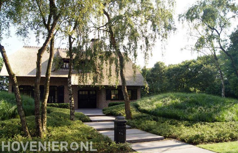 Verbazingwekkend Van Sleeuwen Hoveniers in Veghel | Hovenier.nl KU-53