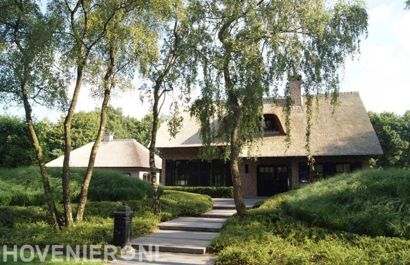 Nieuw Van Sleeuwen Hoveniers in Veghel | Hovenier.nl KK-37
